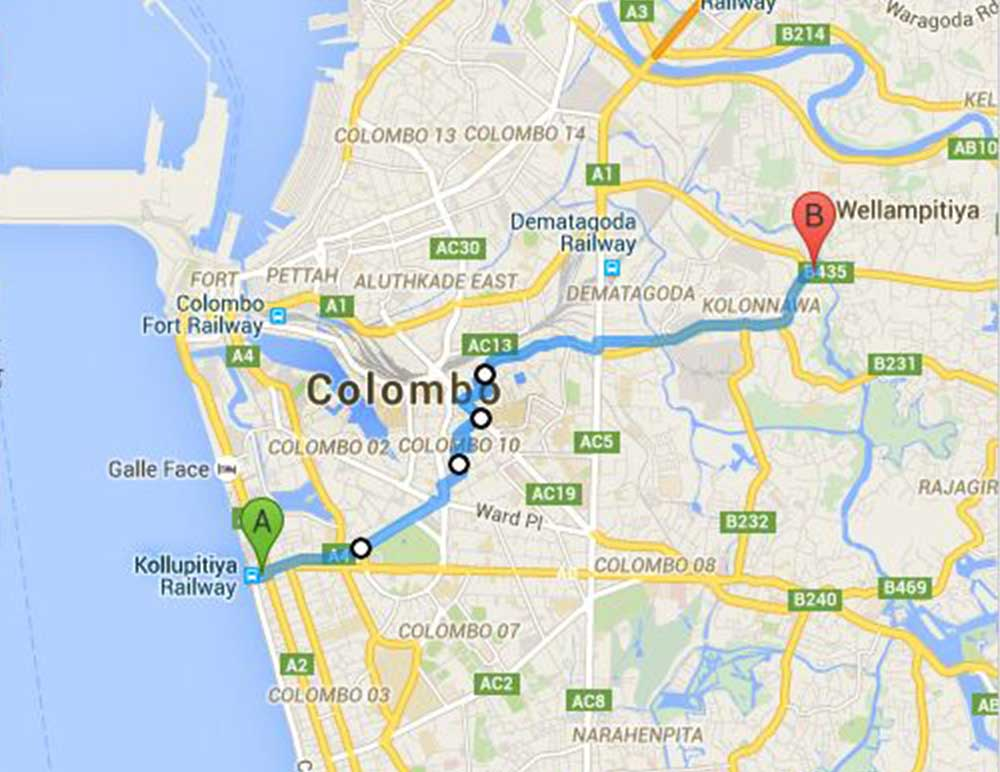 how to add bus routes to google maps